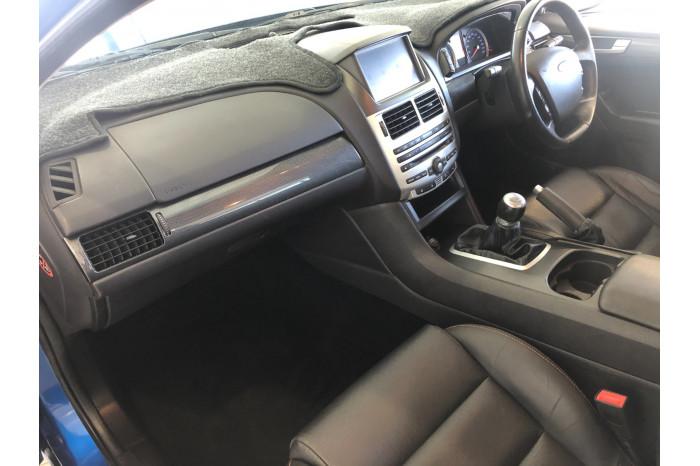 2012 Ford Falcon FG MkII XR6 Utility