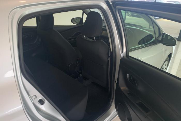 2017 Toyota Yaris NCP130R Ascent Hatchback Image 11