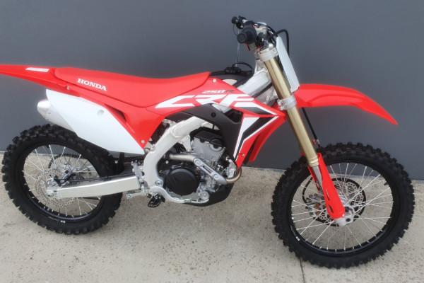 2020 Honda CRF250R TEMP 2020 CRF250R Motorcycle
