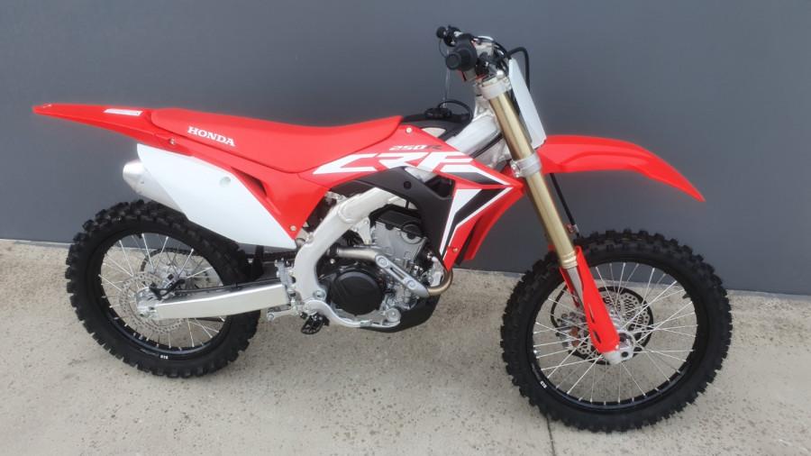2020 Honda CRF250R TEMP 2020 CRF250R Motorcycle Image 3