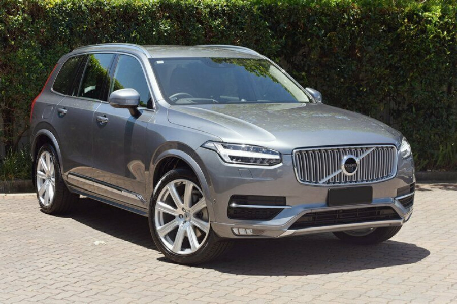 2017 MY18 Volvo XC90 Vehicle Description. L  MY18 T6 Inscriptio WAG GEAR 8sp 2.0T T6 Suv