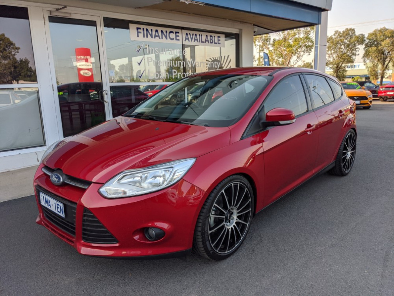 2013 Ford Focus LW MKII TREND Hatch