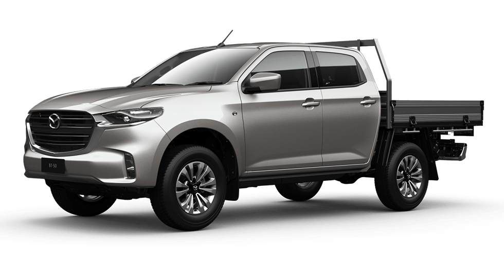 Mazda BT-50 <br>XT Cab Chassis 4x4 <br>BUSINESS