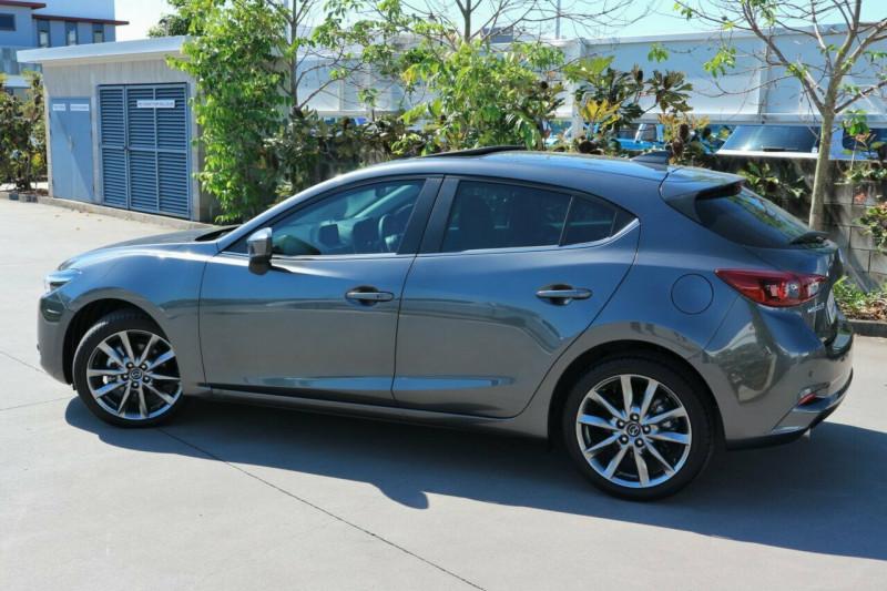 2018 Mazda 3 BN Series SP25 Astina Hatch Hatchback