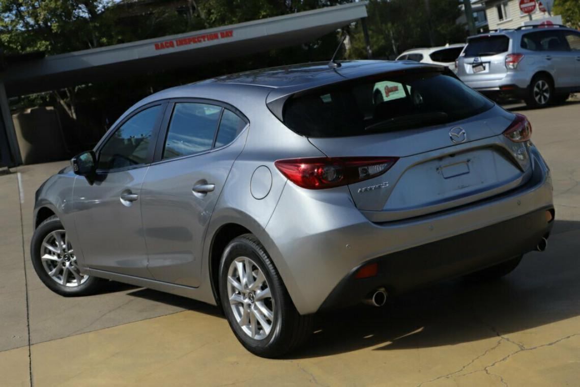 2015 Mazda 3 BM5476 Maxx SKYACTIV-MT Hatchback