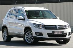 Volkswagen Tiguan 155TSI DSG 4MOTION 5N MY12.5