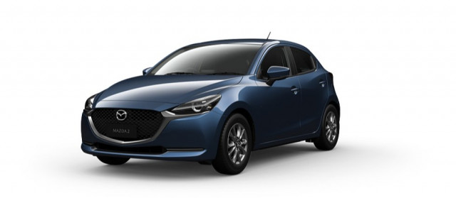 2021 MY20 Mazda 2 DJ Series G15 Pure Hatchback Mobile Image 2