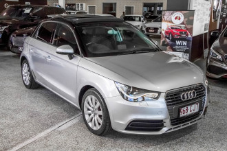2012 Audi A1 8X MY12 Attraction Hatchback Image 3