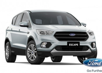 Ford Escape Ambiente 2WD ZG 2019.25MY