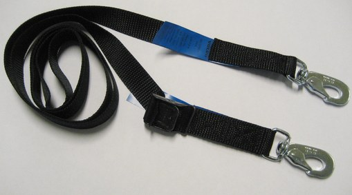 Load lashing strap