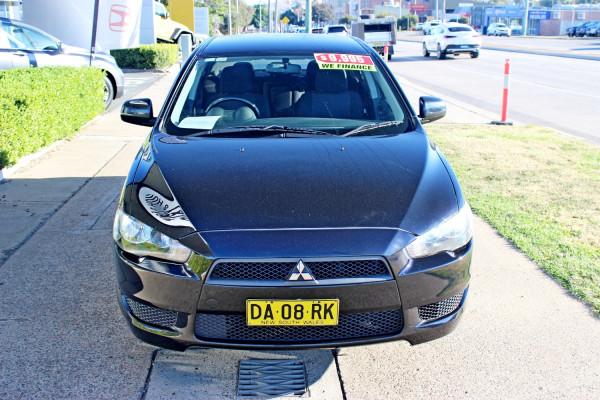2010 Mitsubishi Lancer CJ  ES Sedan Image 3