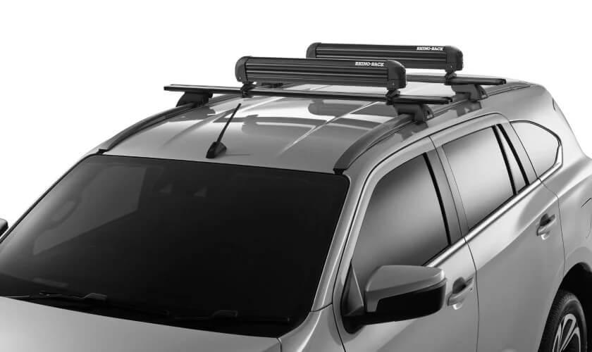"<img src=""Rhino-Rack Ski and Snowboard Carrier"