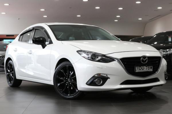 Mazda 3 GT BM5238 SP25
