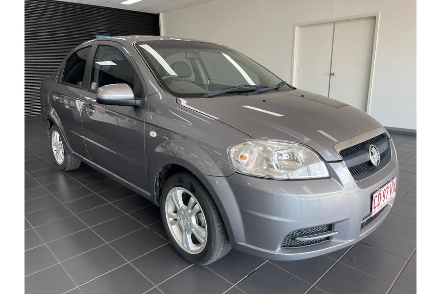 2011 Holden Barina TK  Sedan