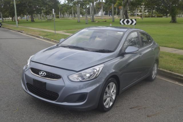 2018 Hyundai Accent RB Sport Sedan Image 3