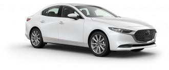 2021 MY20 Mazda 3 BP G25 GT Sedan Sedan image 7