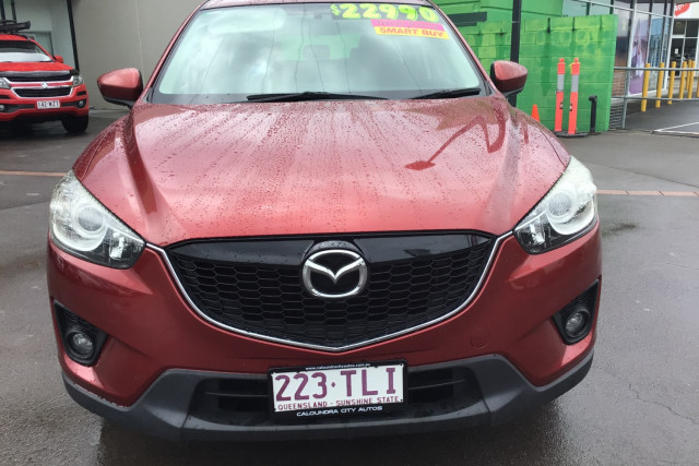2013 Mazda CX-5 KE1071 Maxx Sport Suv Image 2