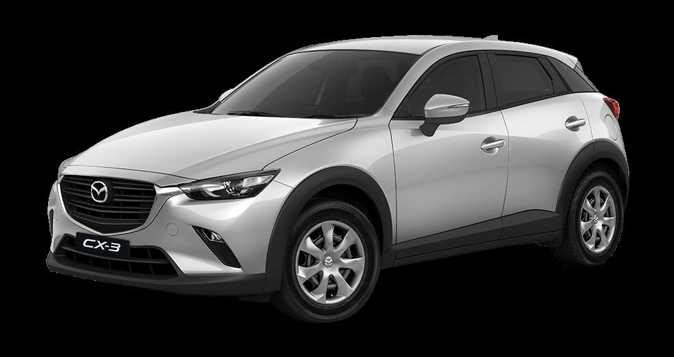 Mazda CX-3 Neo Sport
