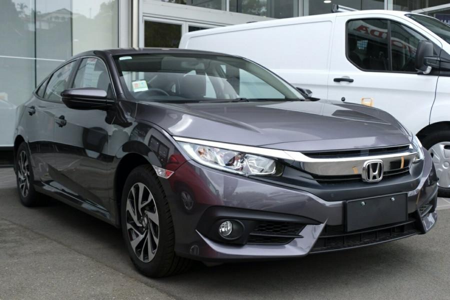 2018 Honda Civic Sedan 10th Gen VTi-S Sedan