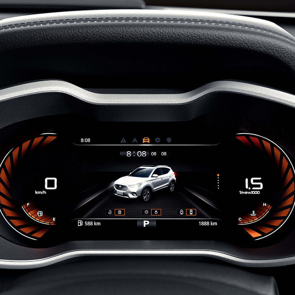 Virtual Instrument Cluster