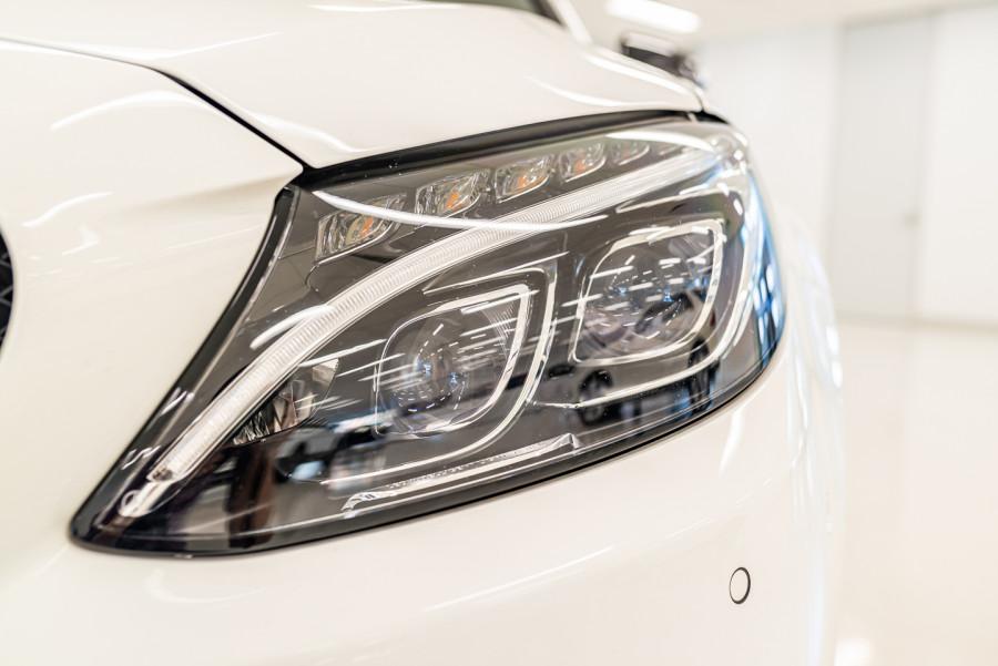 2016 MY07 Mercedes-Benz C-class W205  C63 AMG S Sedan Image 8