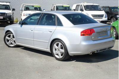 2006 Audi A4 B7 Sedan Image 3