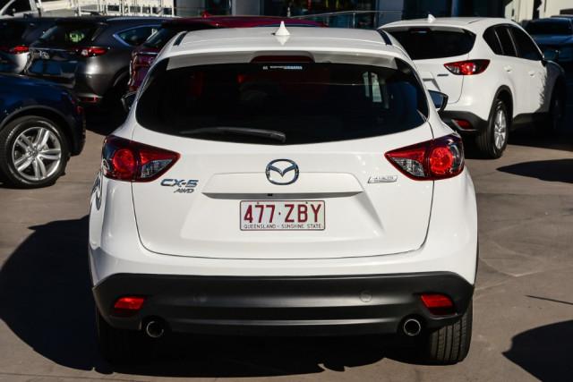 2016 Mazda CX-5 KE1072 Maxx Sport Suv Image 4