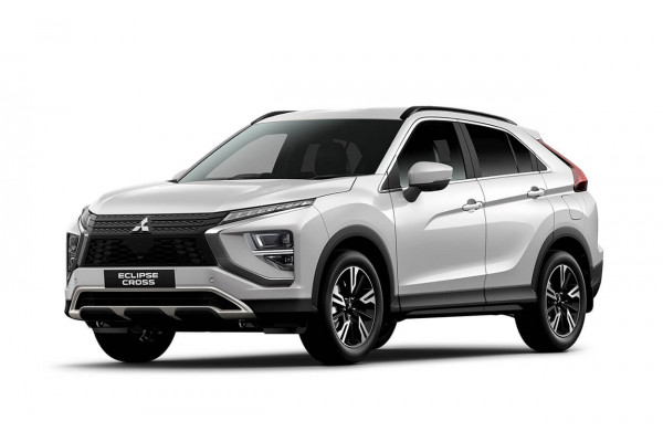 2021 Mitsubishi Eclipse Cross YB Aspire Suv Image 2