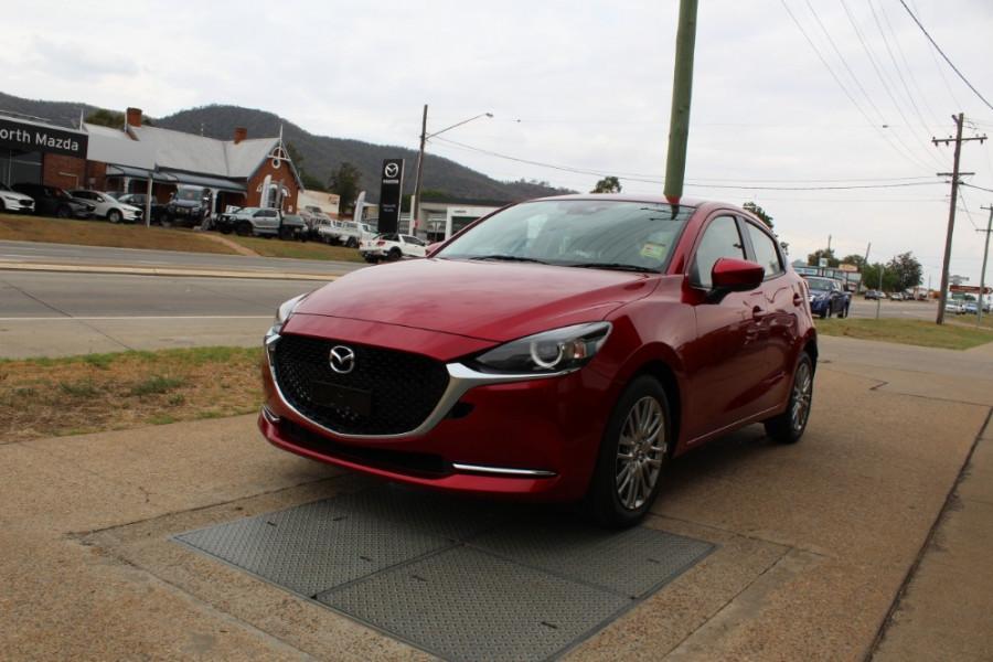 2019 MY20 Mazda 2 DJ Series G15 Evolve Hatch Image 7