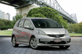 Honda Jazz Vibe-S GE
