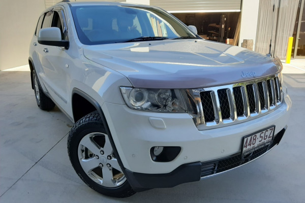 Chrysler Grand Cherokee Overland WK