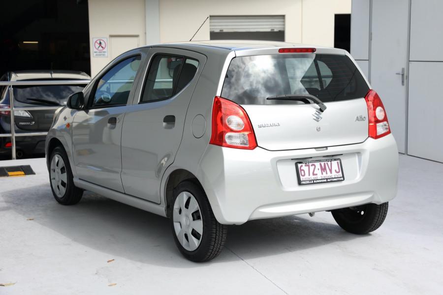 2009 Suzuki Alto GF GL Hatch Image 3
