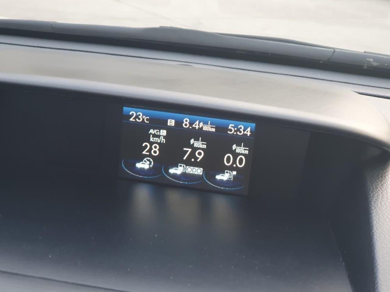2014 Subaru Impreza G4 MY14 2.0I-L Sedan
