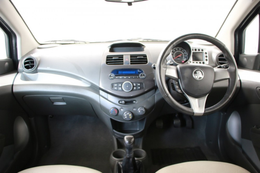 2010 MY11 Holden Barina Spark MJ MY11 CDX Hatch Image 8