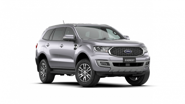 2021 MY21.75 Ford Everest UA II Trend Suv Image 1