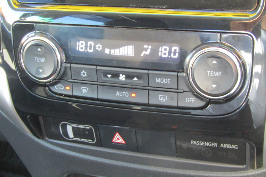 2016 MY17 Mitsubishi Triton MQ GLS Double Cab Pick Up 4WD Dual cab Image 24