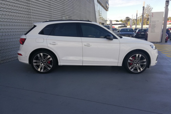 2018 MY19 Audi Sq5 FY MY19 Suv Image 2