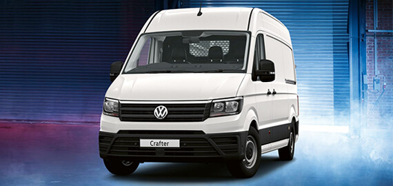 Crafter International Van of the Year 2017.