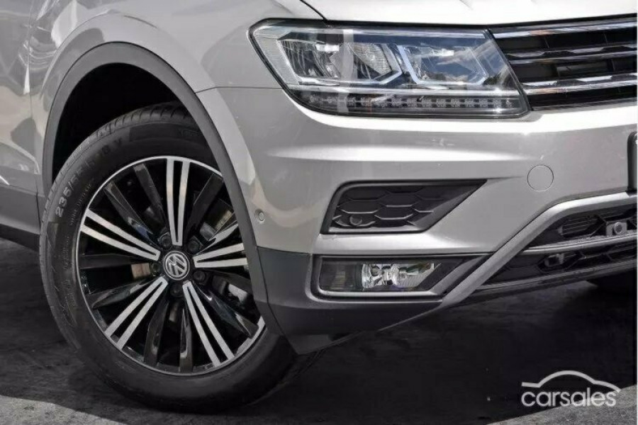 2017 MY18 Volkswagen Tiguan 5N Adventure Wagon