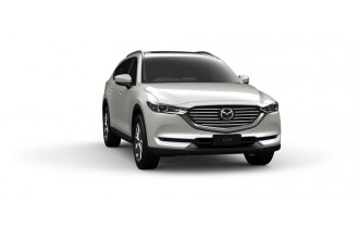 2020 Mazda CX-8 KG Asaki Suv Image 5