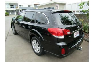 2009 Subaru Outback B4A MY09 Premium Pack AWD Suv Image 5