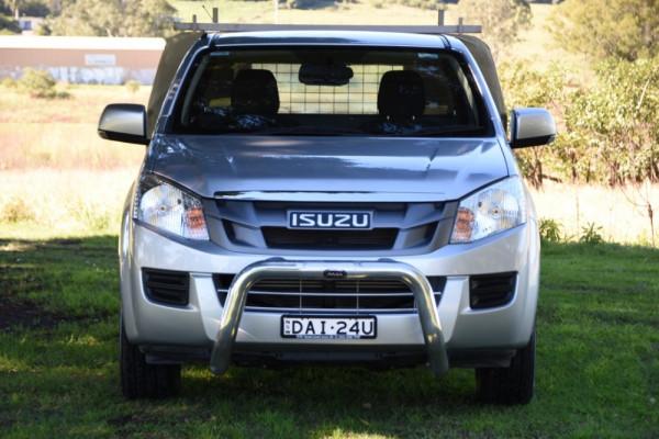 2015 Isuzu Ute D-MAX MY15 SX Cab chassis Image 3