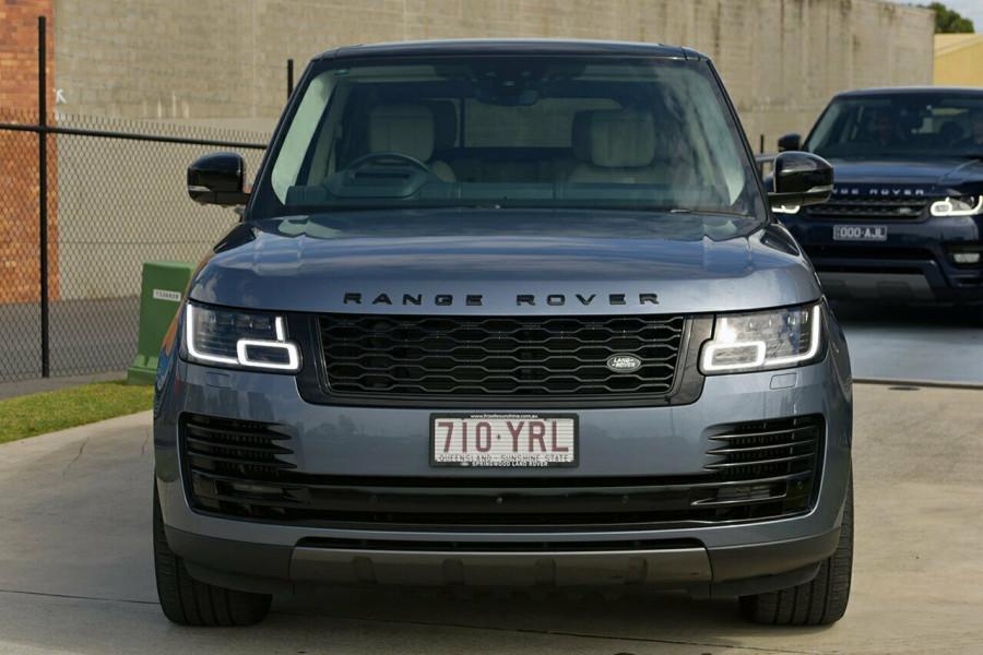 2018 Land Rover Range Rover L405 18MY SDV8 Suv