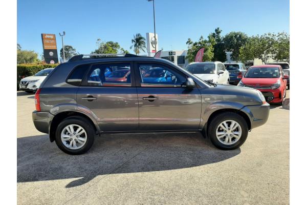 2009 Hyundai Tucson JM  City Elite Suv Image 4