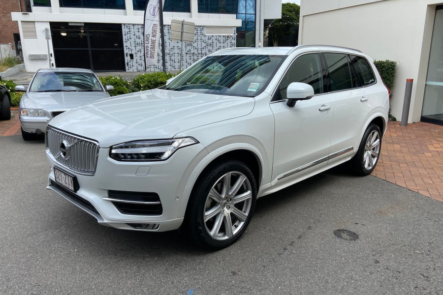 2019 Volvo XC90 L Series T6 Inscription Suv Image 7