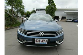 2018 Volkswagen Passat 3C (B8) MY18 140TDI DSG 4MOTION Alltrack Wagon Image 2