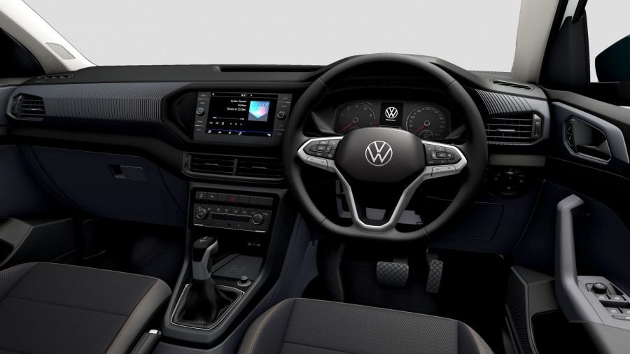 2021 Volkswagen T-Cross C1 85TSI CityLife (Bamboo Garden) Wagon Image 8