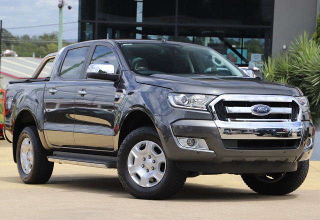 2018 Ford Ranger PX MkII MY18 XLT Utility