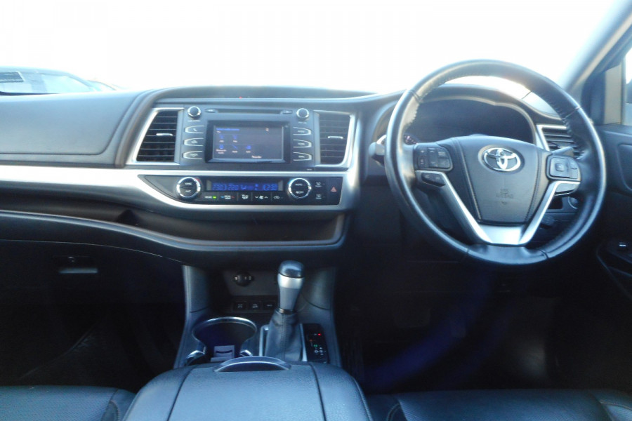 2014 Toyota Kluger GSU55R GXL Suv Image 15
