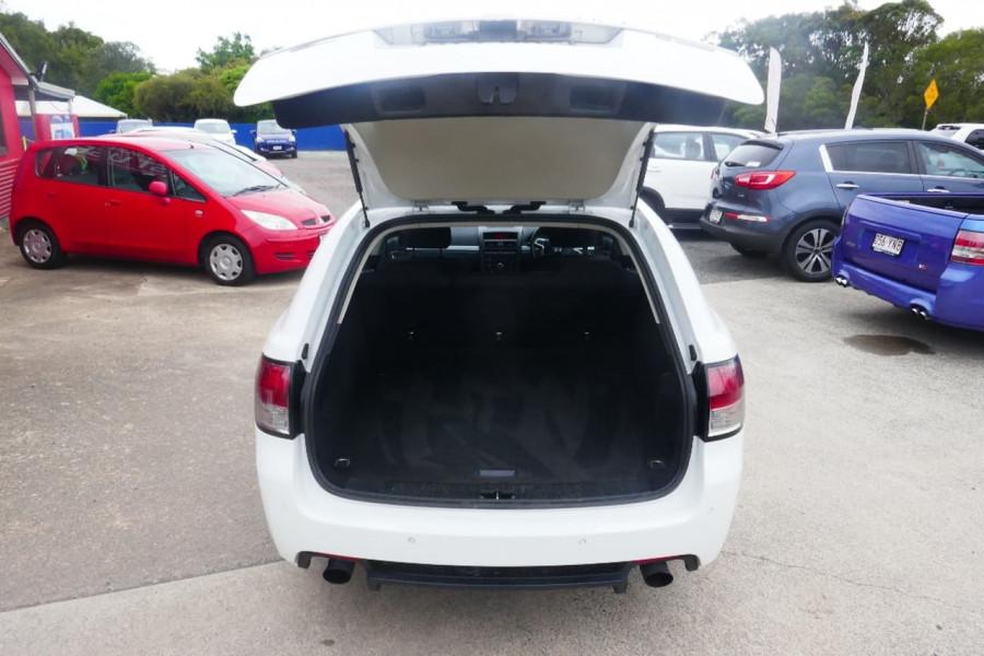2010 Holden Commodore VE SV6 Wagon